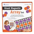 Giant Magnetic Arrays